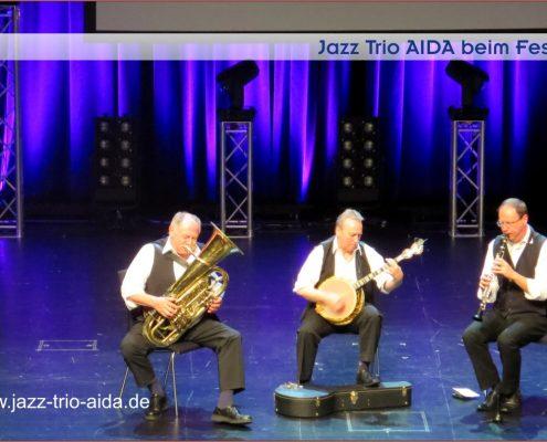Die Jazz-Band in München, Augsburg, Ingolstadt, Nürnberg, Regensburg, Straubing. Passau, Salzburg, Zürich